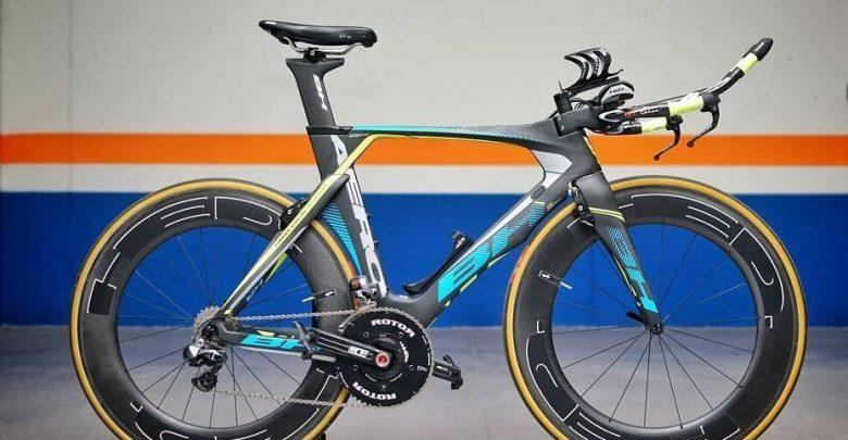 Photo of Eneko Llanos' Bicycle for 2016, the BH Aerolight