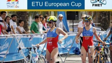 Photo of The Melilla European Cup opens the ITU competition season in Spain with 28 Spanish athletes