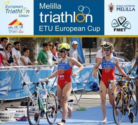 European Cup Triathlon melilla