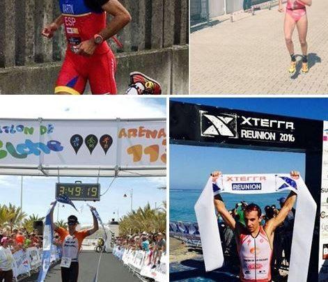 resumen Fin de semana triatlón
