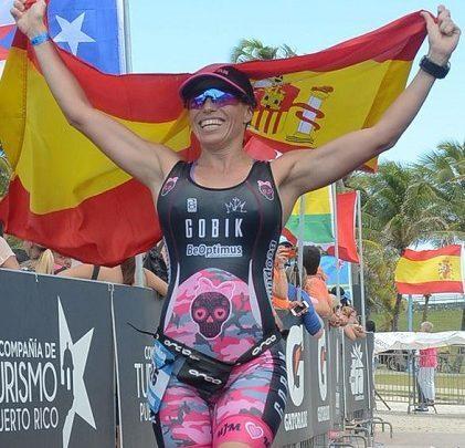 Maria Jose Maroto triatleta