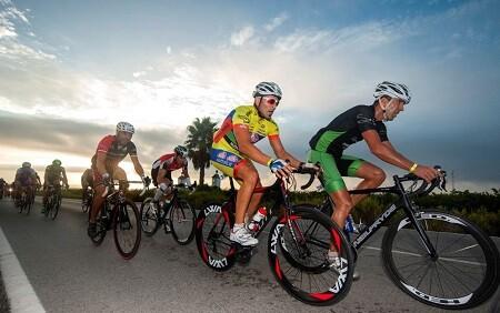 Ciclismo en Desafío Doñana