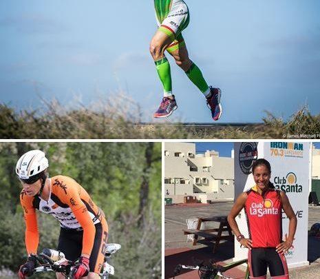 Saleta Castro, Miquel Blanchart y Víctor del Corral analizan recorridos Ironman Lanzarote