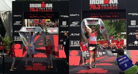 Meta Ironman 70.3 Aix payx provence