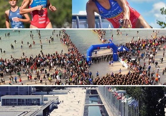 Semana decisiva en triatlon