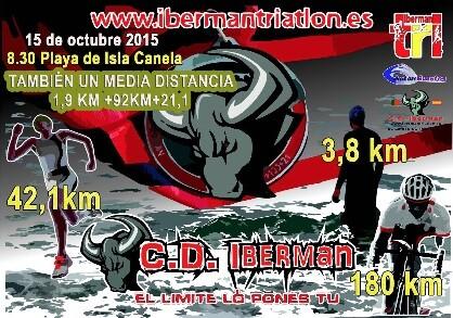 Cartel IBERMAN LD 2016