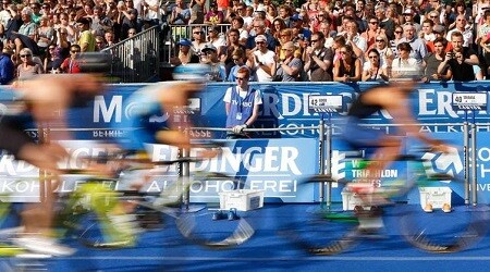 Sector ciclista triatlón