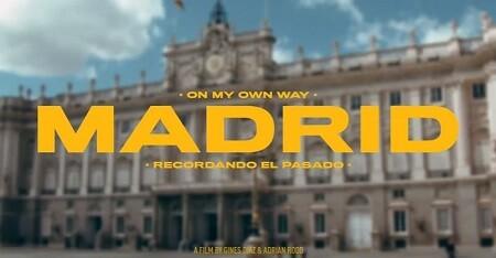 Tercer capítulo video Iván Raña - On My Own Way - Madrid