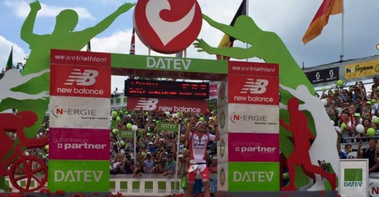 Jan Frodeno record Ironman en Challenge Roth