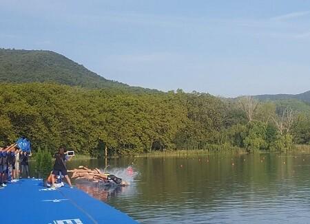 Salida natación Banyoles