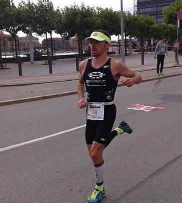 Clemente Alonso en competición