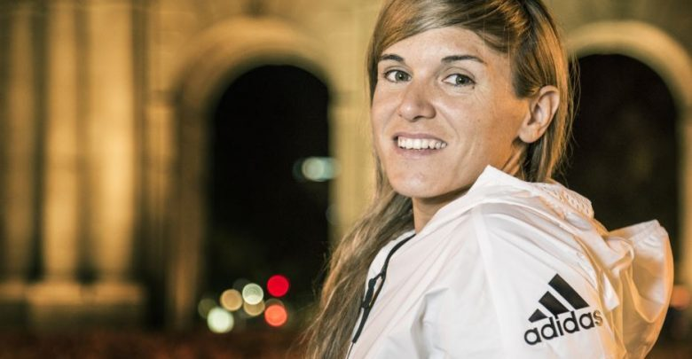 Zuriñe Rodríguez vuelve al Triatlón profesional