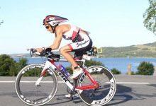 Ana Casares sobre la bici