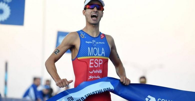 Mario Mola and Carolina Routier compete this weekend for the exclusive Island House Triathlon