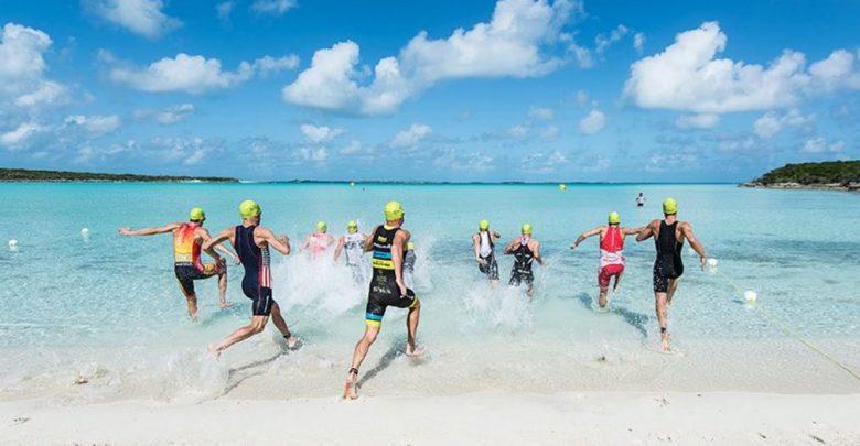 El video del Island House Invitational Triathlon 2016
