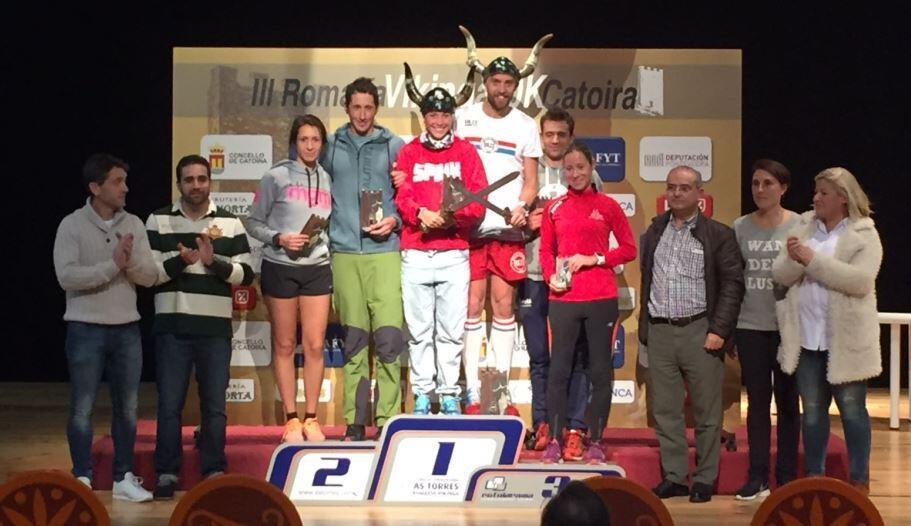 noticias_podium-carrera-vikinga Miriam Casillas segunda en la Copa del Mundo de China Noticias Triatlón