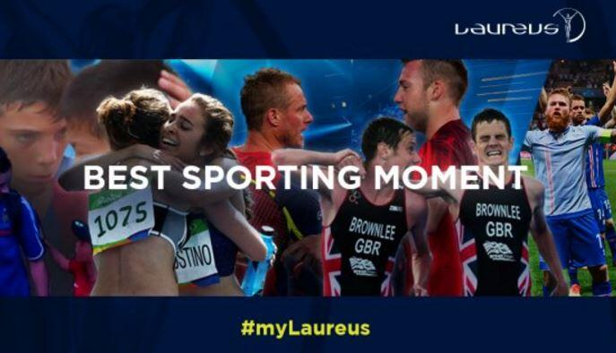 La ayuda de los hermanos Brownlee en Cozumel entre los mejores momentos de los Premios Laureus