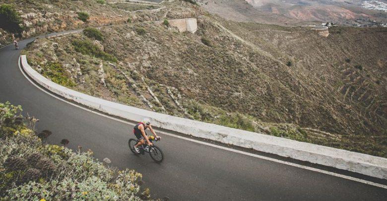 Ciclismo Ironman 70.3 Lanzarote