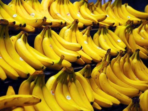 Bananas against cramps