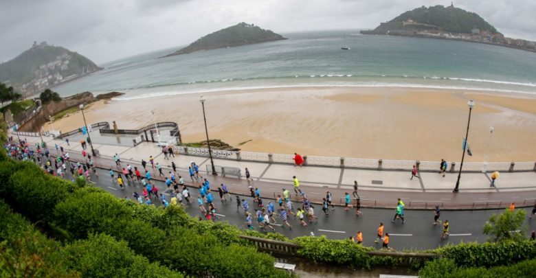 Photo of 2 days for the closing of registrations of the Half Marathon of San Sebastián