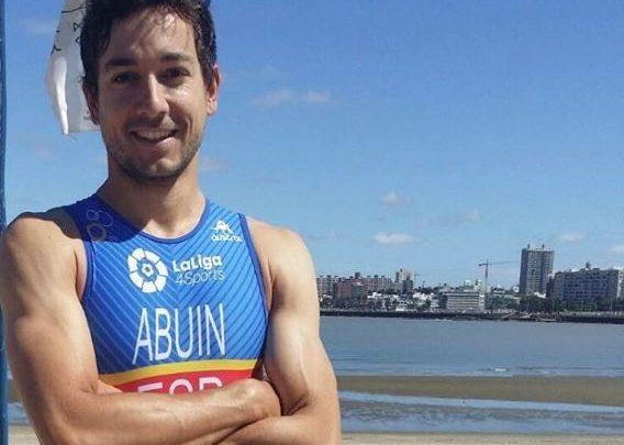 Uxío Abuín séptimo en el Campeonato Iberoamericana de Triatlón
