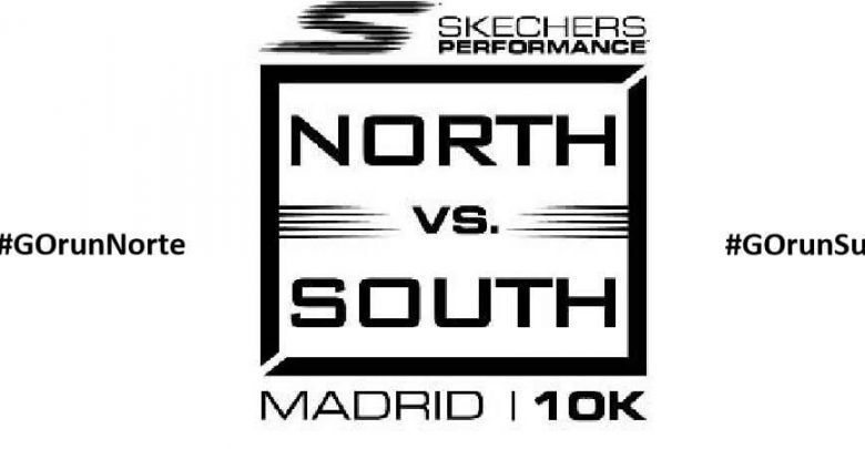 Comité Sensación Sastre  The 'Skechers Performance North Vs. South' arrives, the race in which only  one team can be