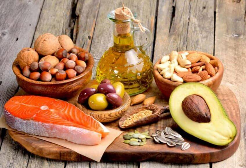 Healthy fats in the diet