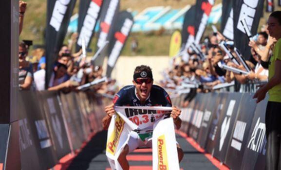 Jan Frodeno y Emma Pallant ganan el Ironman 70.3 Barcelona. Sara Loerh 4ª, Iván Raña 7º y Anna Noguera 9ª