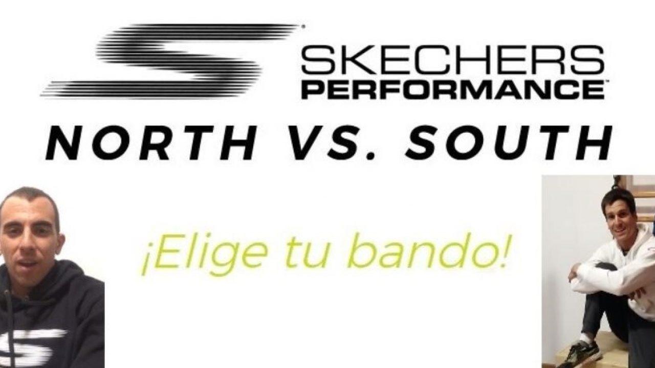 Abrumar inercia construcción  Rubén Ruzafa and Miquel Blanchart invite you to the Skechers Performance  North Vs. South