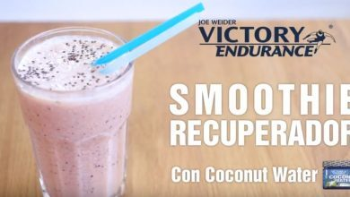Photo of Video recipe: Strawberry milkshake after training by Victory Endurance