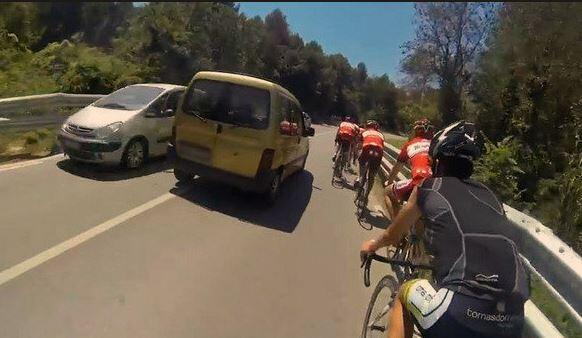 Photo of So you do not have to overtake a cyclist, We tell you how to do it Share!