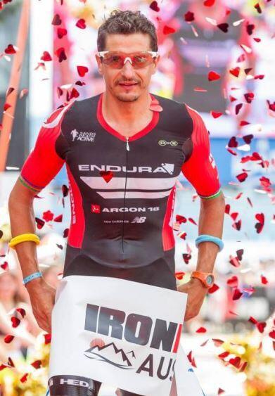 noticias_ivan-rana-ganando-ironmanautria Eneko Llanos e Iván Raña con ganas de estar arriba en el Ironman de Austria Noticias Ironman