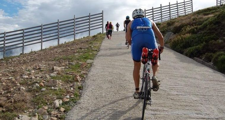 Photo of Navacerrada a paradise for triathletes, Triathlon Ball of the World