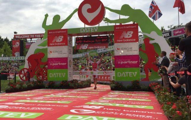 Daniela Ryf remporte le Challenge Roth mais sans record de distance