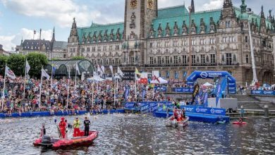 Photo of Direct: Triathlon World Championship in Hamburg