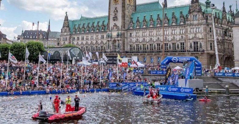 natación de las WTS de Hamburgo