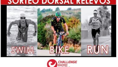 Photo of We raffle a number for Challenge Madrid relay!