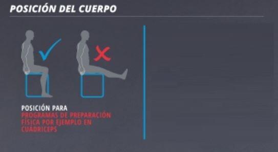 triconsejos_consejos-compex_posicion-cuerpo 6 consejos para sacar el máximo rendimiento a un COMPEX Artículos entrenamiento