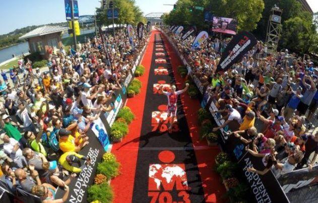Curiosidades del Campeonato del Mundo Ironman 70.3