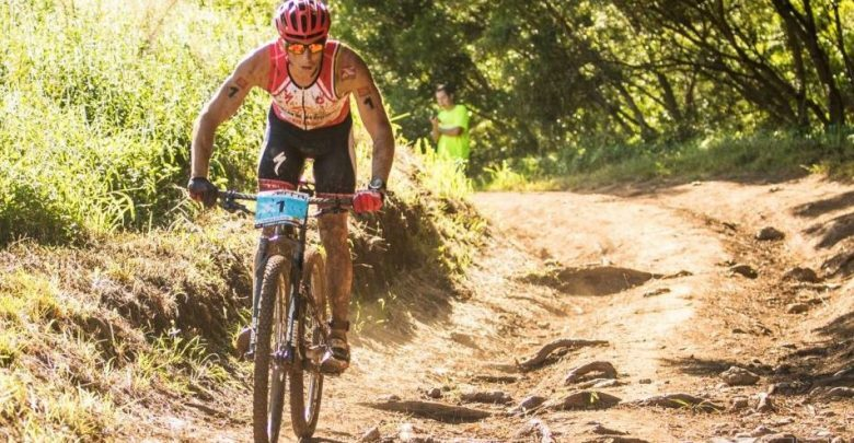 Rubén Ruzafa third in the Xterra World Championship