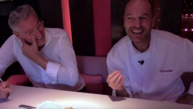 Photo of Interview with chef Iñigo Urrechu and 57-year-old Decarironman Roberto Lendaro