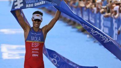 Photo of Mario Mola closes season at The Island House Triathlon