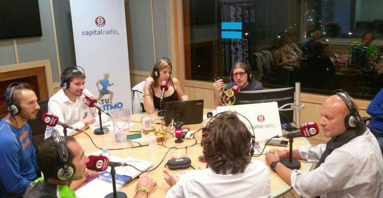 Triathlon News dans l'émission de radio «A tu Ritmo», nous avons parlé avec Carlos Ramírez 83 Ironman terminé