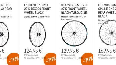 Photo of 70% discount on MTB wheels and Canyon Road Today is your day!