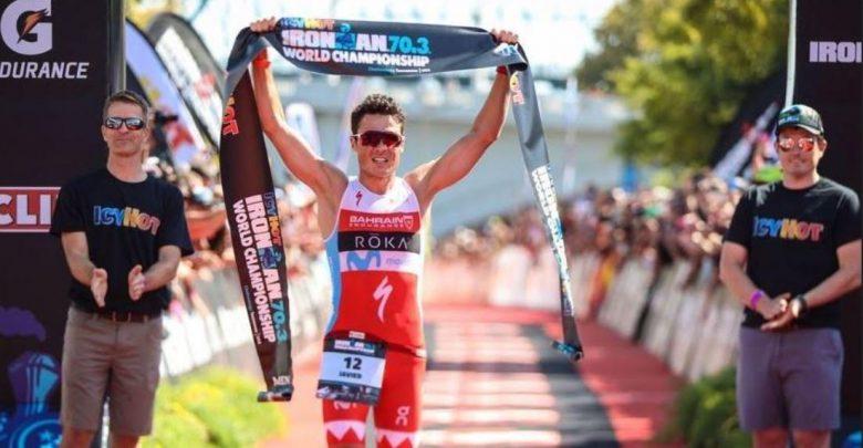 Javier Gómez Noya debutará en el Ironman de Cairns