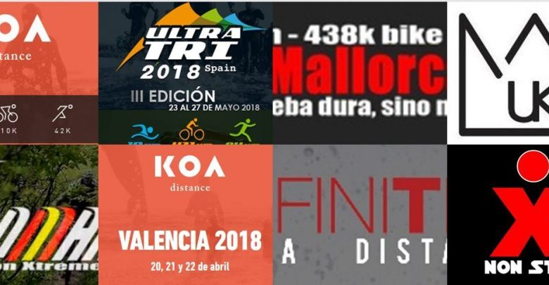 Photo of 2018 Ultra Triathlon Spain Calendar
