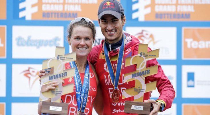 Duelo de estrellas en Las Series Mundiales de Abu Dhabi