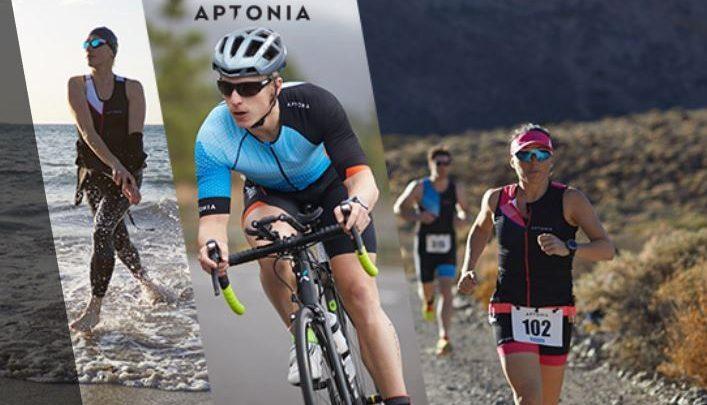 Decathlon apuesta por el triatlón: todas las soluciones bajo una única marca, Aptonia