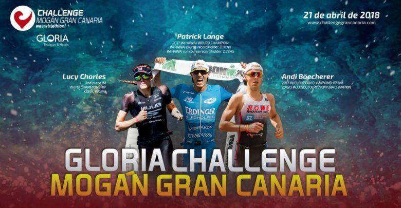 Patri Lange, Campeón del Mundo Ironman, encabeza la lista de profesionales en el Challenge Mogán Gran Canaria