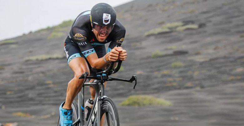 Emilio Aguayo Top 10 en el Ironman 70.3 de Texas